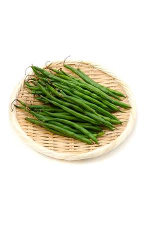garden bean Stock Photo - 15706816
