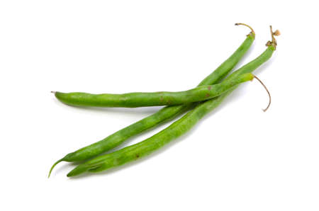 french bean: garden bean Stock Photo
