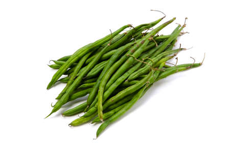fagiolini: garden bean Stock Photo