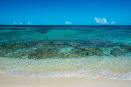 NAGAMAHAMA Beach, Okinawa PrefectureJapan, 2013618. Stock Photo