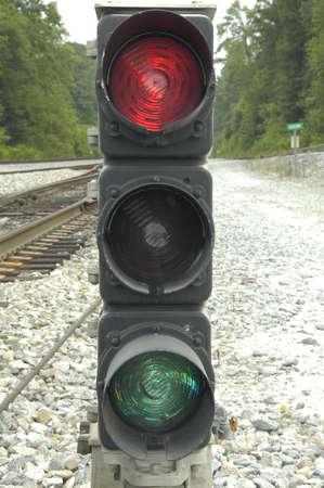 Railway Ground Signal