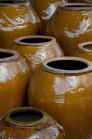 Pottery 07 Stock Photo