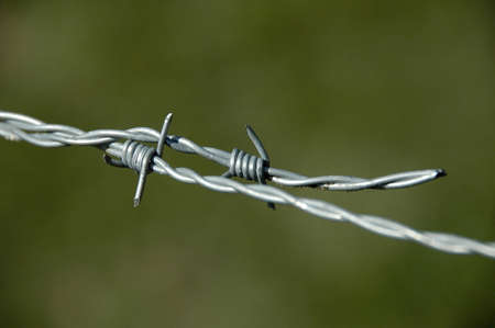 Barb Wire Stock Photo - 552303