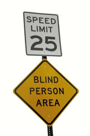 Blind Person Ruimte