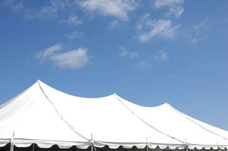 outdoor event: Tent