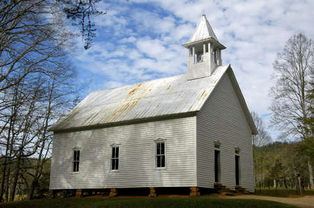 churches: Cades Cove - Methodist Church