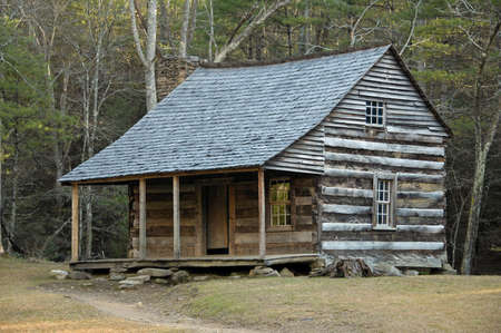 Cades Cove - Carter Shields Cabin photo