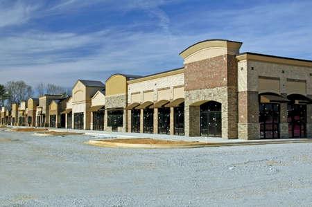 Winkelcentrum Stockfoto