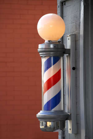 Barber Pole Stock Photo - 715637