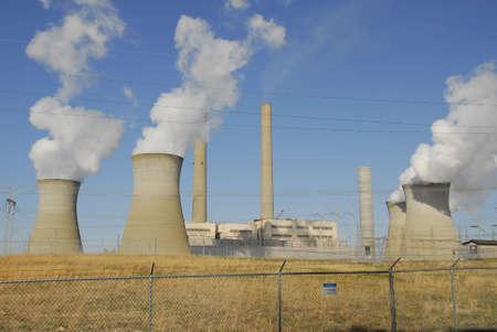 Power Generating Plant Stock Photo - 764998