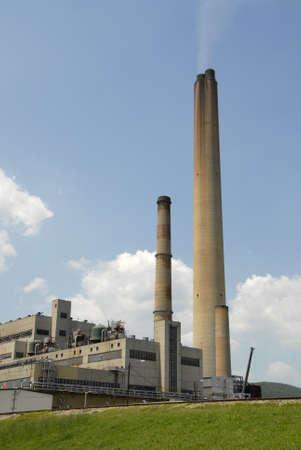 Power Plant Reklamní fotografie