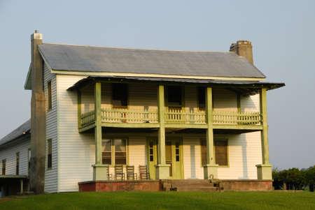 Rural Farmhouse Stock Photo - 1448808