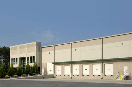 Commerciële magazijn