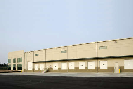 New Logistics Center
