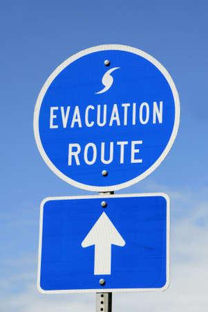 Evacuatieprocedures Route Inloggen