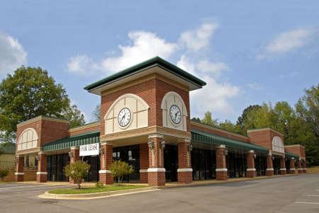 New Commercial Property                              Фото со стока