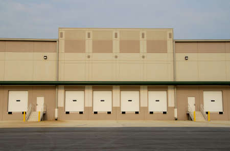 New Commercial Warehouse Building