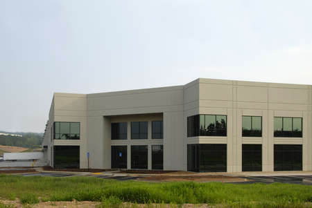 Commerciële distributie magazijn voor lease