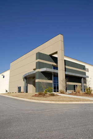Modern Commercial Distribution Center  Imagens