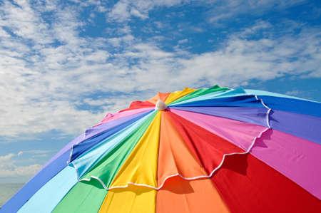 Beach Umbrella Stok Fotoğraf - 11310131