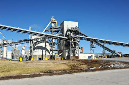 A Large New Commercial Paper Mill Operation