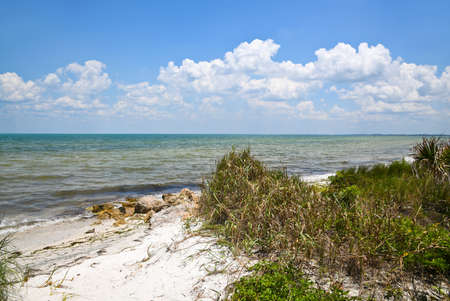 A View of Tampa Bay from Beautiful Anna Maria Island