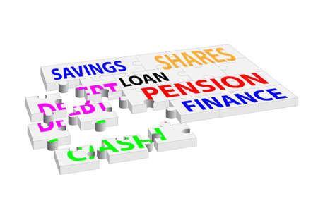 finacial: Finacial decisions jigsaw puzzle