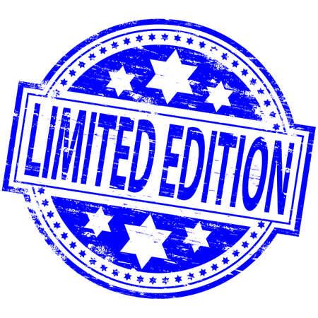 edizione straordinaria: Timbro di gomma in edizione limitata