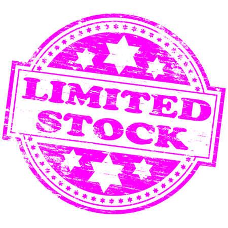 edizione straordinaria: Timbro di gomma STOCK limitato