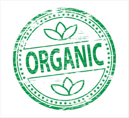 Entériner organiques Vecteurs