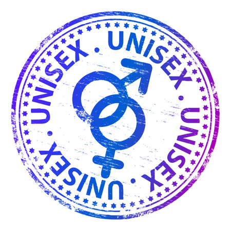 unisex: Sello UNISEX