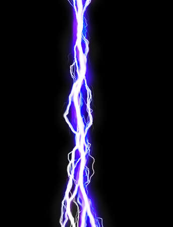 bolt: High energy spark Stock Photo