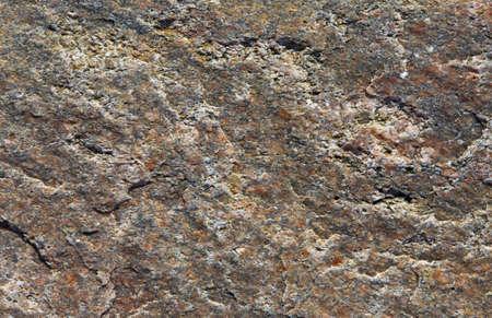Rough granite stone background photo