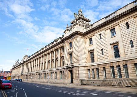Guildhall-gebouw in Kingston upon Hull, Yorkshire Stockfoto
