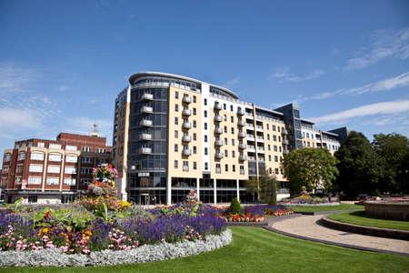 Kingston upon Hull, East Yorkshire의 BBC 빌딩
