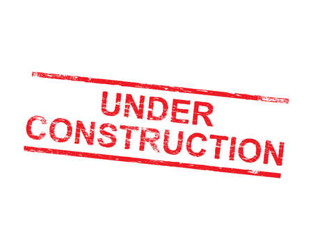 建設中グランジラバースタンプシンボル