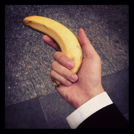 hitman: Banana a day keeps a hitman away