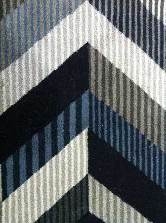 casual: Modern pattern rug on American corporate floor of a building