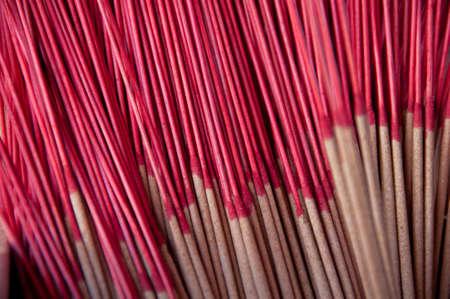 Incense: Many of incense sticks