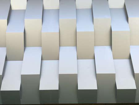 metallic: Block Metallic background