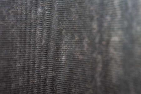 Fond de texture de porte en verre dépoli, couleur blanche, gros plan et photo macro, mise au point sélective, réflexion, concept de décoration d'intérieur