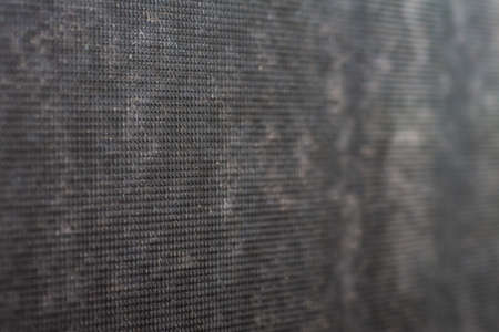 Frosted Glass door texture background, White colour, Close up & macro shot, Selective focus,  Reflection, Home decor concept
