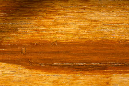 Wooden table texture in the room, Close up & Macro shot, Selective focus Stok Fotoğraf