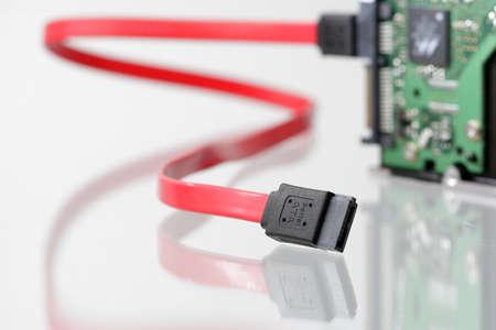 sata: Sata hard-disk, cable interface