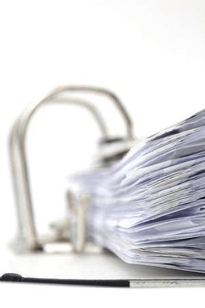 document management: Open office ringband - documentmanagement