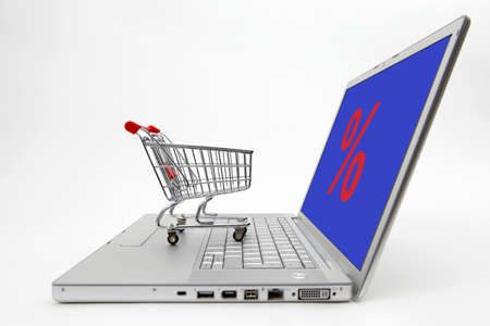 Online shopping Stock Photo - 9320033