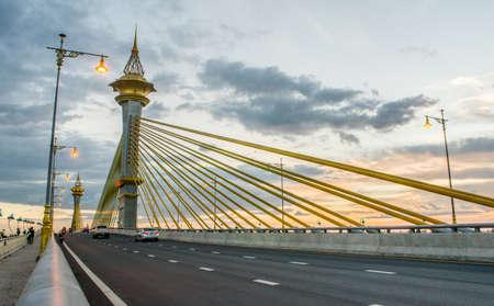 nonthaburi: Nonthaburi Bridge