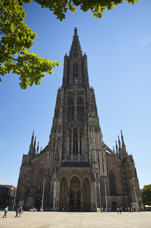 14th century: The Ulm minster, worlds tallest building from 1890 to 1901