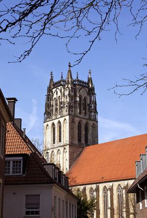 munster: Liebfrauenkirche church at Munster