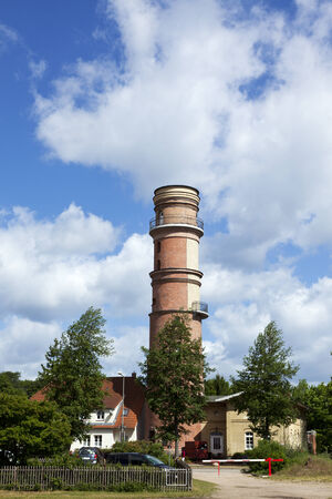 oldest: Germanys oldest lighthouse at Travemunde